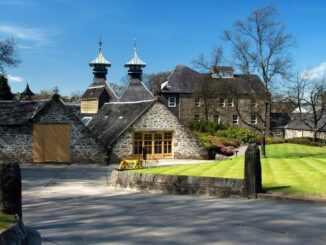Strathisla Distillery, la più antica distilleria in Scozia