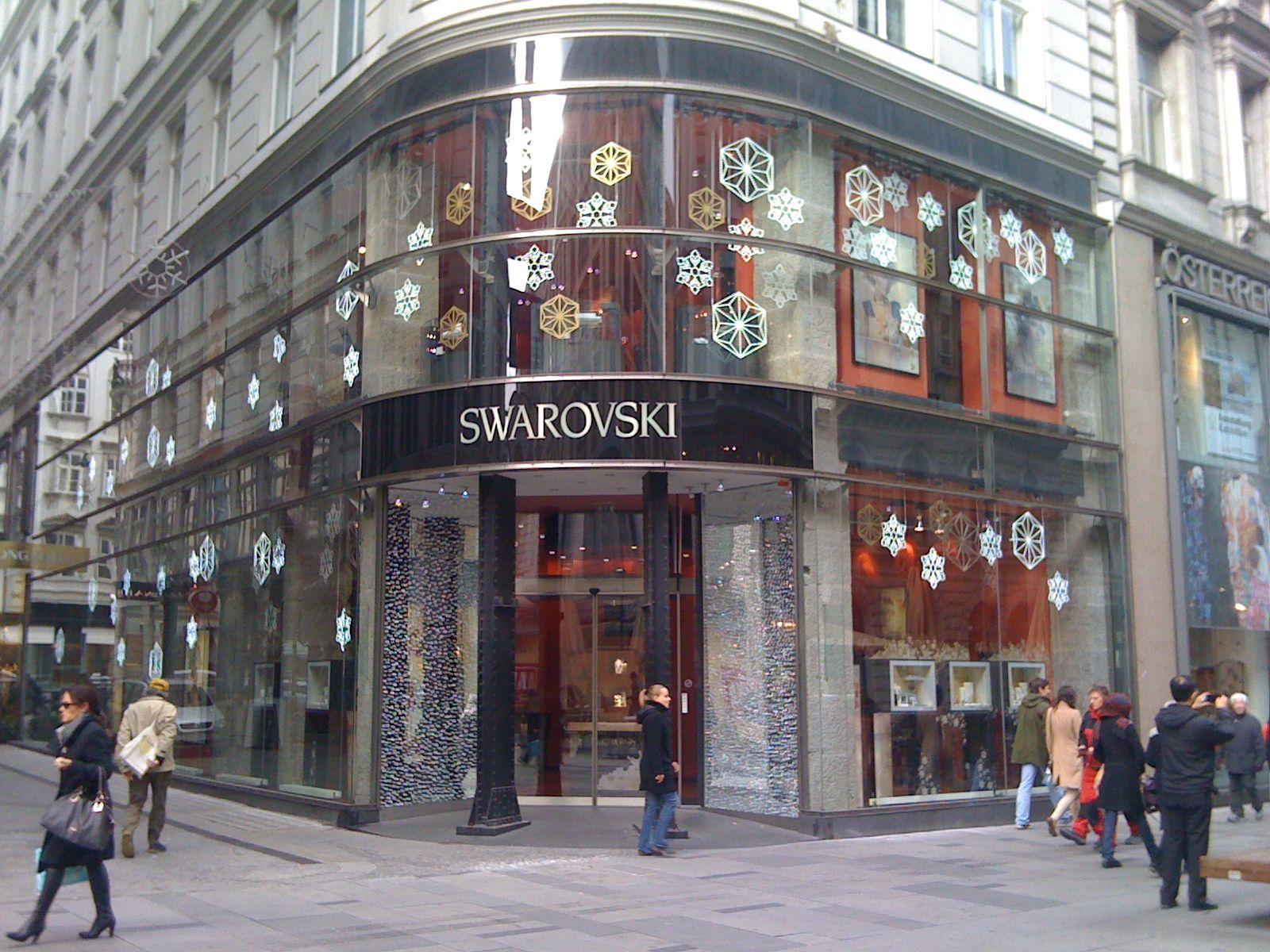 Swarovski, Vienna