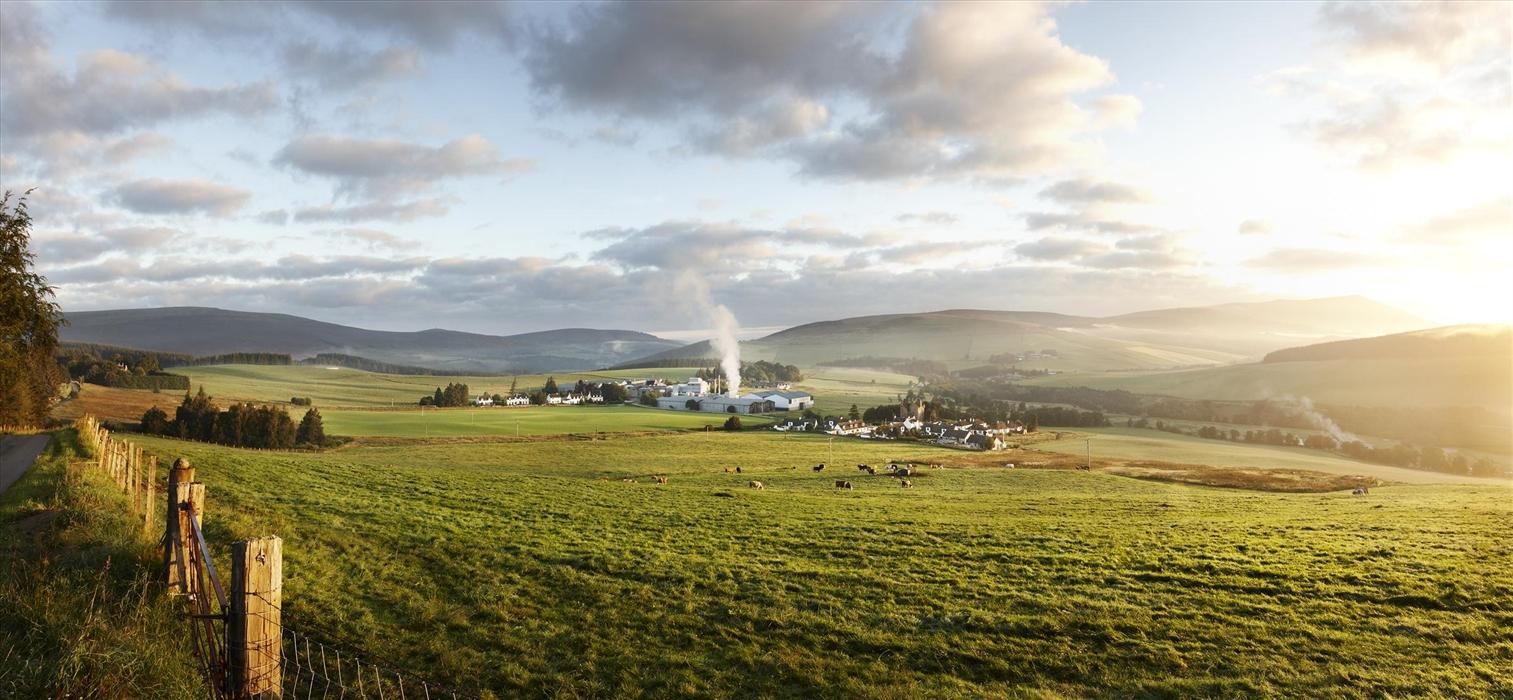 The Glenlivet, Scozia
