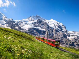 Trenino Jungfrau