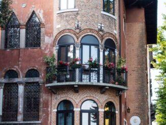 Villa in stile liberty a Venezia