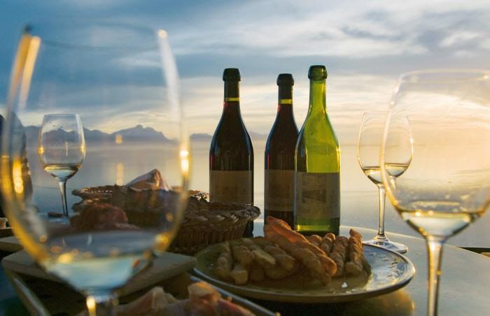 Vini svizzeri - ©Foto Switzerland Tourism/Hans-Peter Siffert