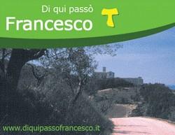 Cammino San Francesco