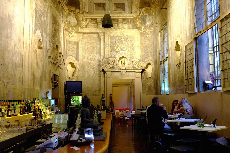 le Stanze, Bologna