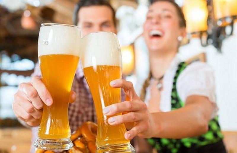 Birra a Monaco di Baviera