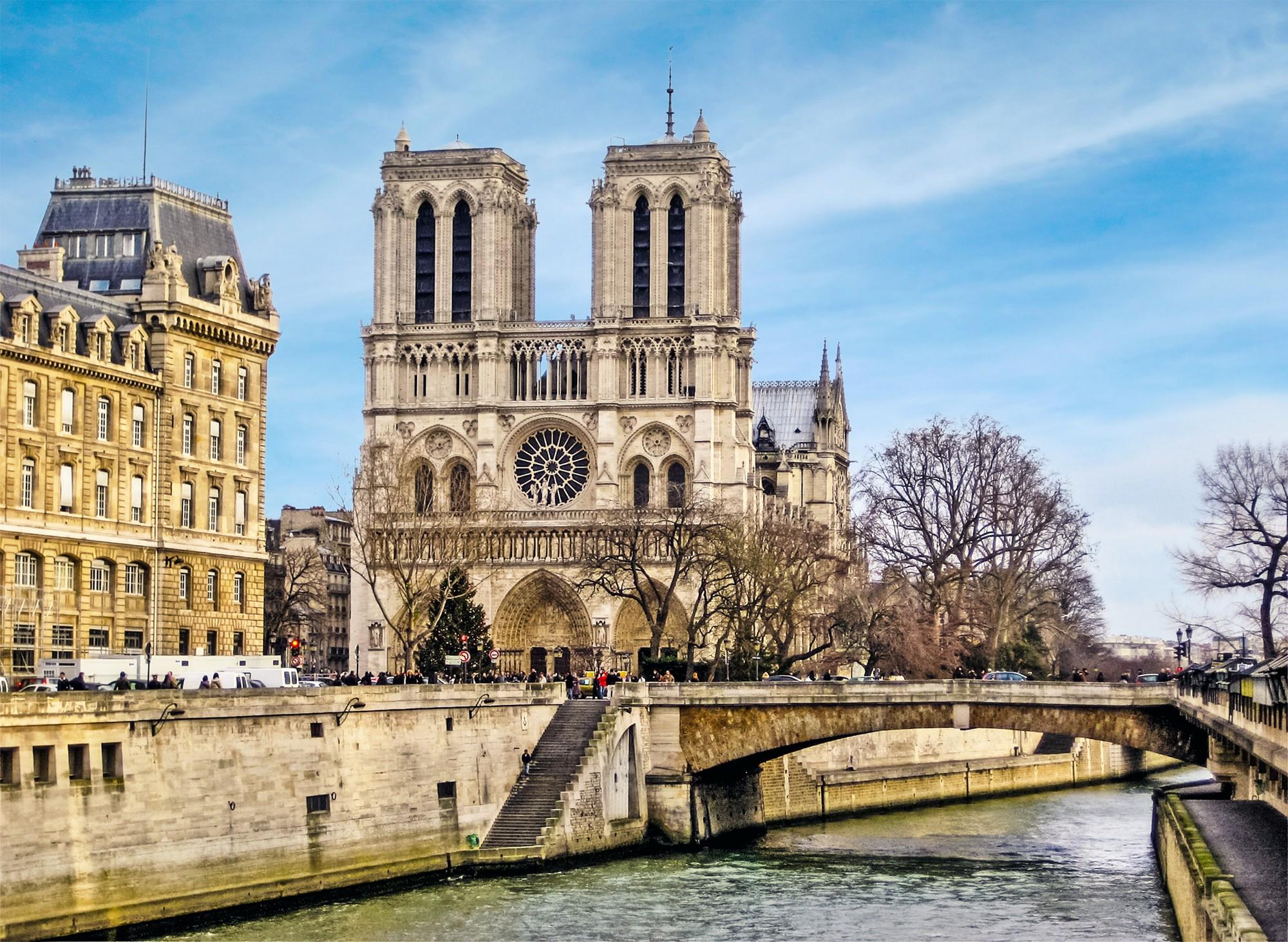 Cattedrale Notre Dame, Parigi