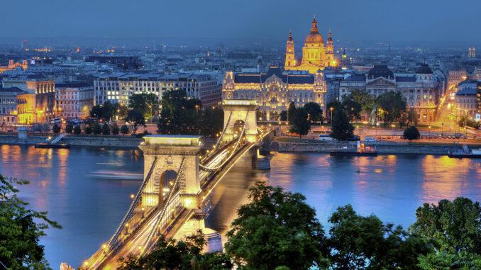 Cosa vedere a Vienna: panorama di Vienna, capitale Austria