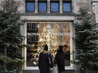 Royal Copenaghen, shopping