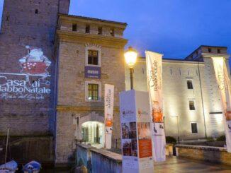 Casa di Babbo Natale a Riva de Garda, Trentino