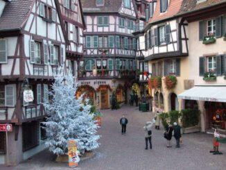 Mercatini di Natale in Alsazia, Francia