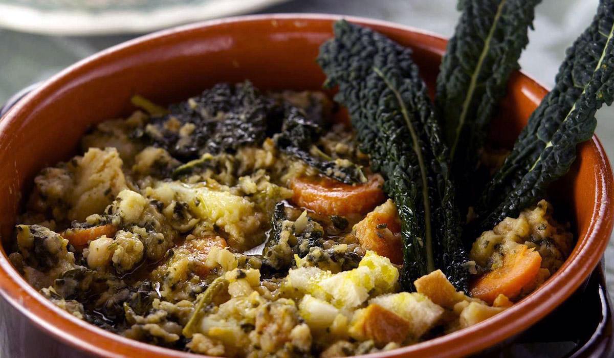 Ribollita, cucina toscana