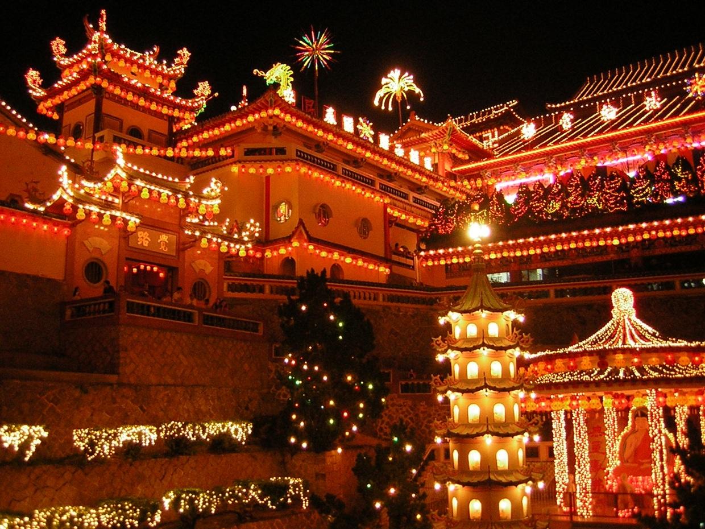 China Spring Festival, Capodanno Cinese