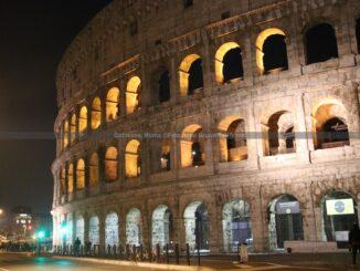 Colosseo, Roma ©Foto Anna Bruno