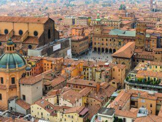 Panorama di Bologna