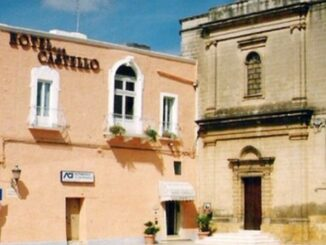 hotel castello masagne