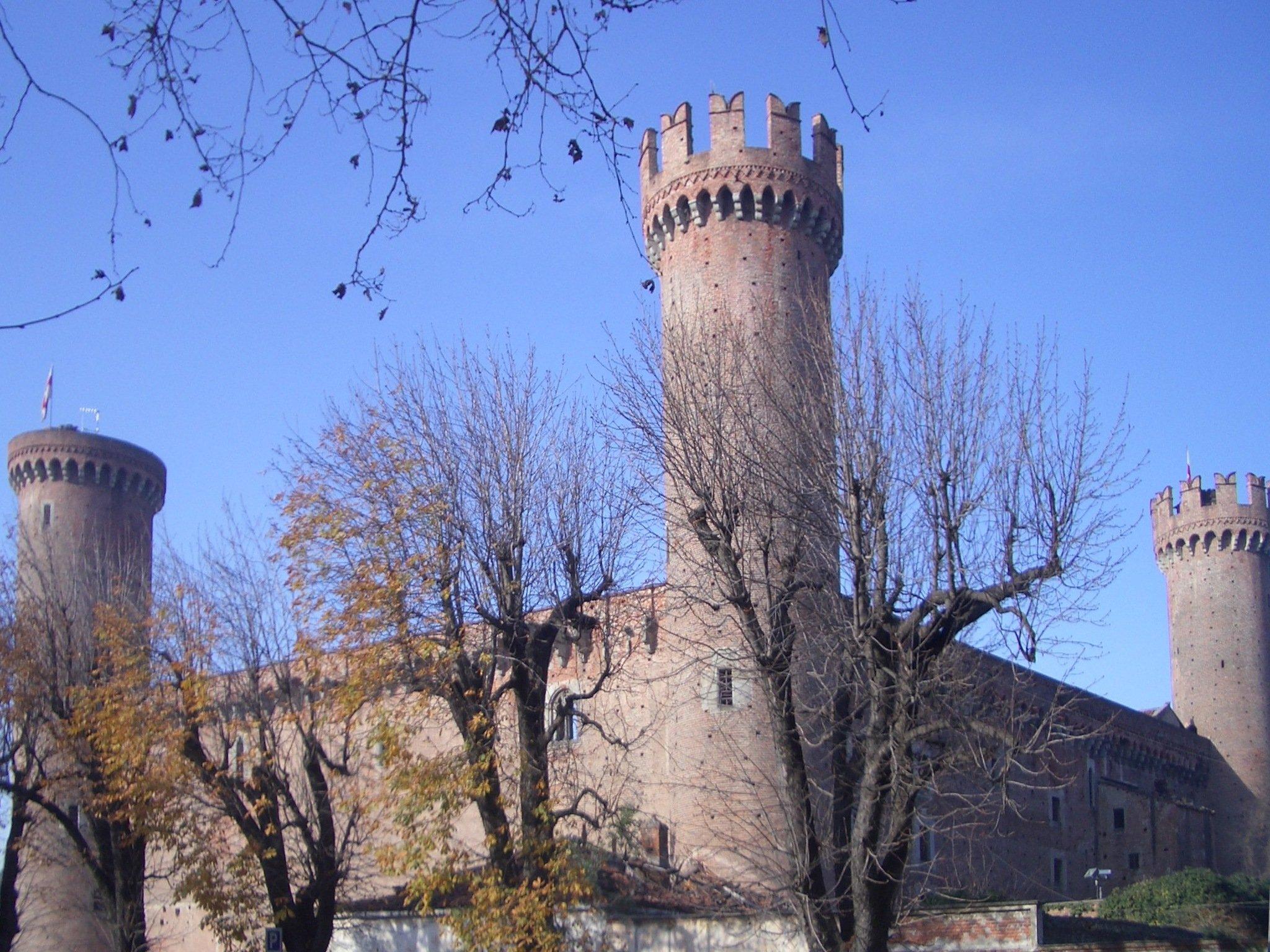Ivrea cose da vedere: Il Castello di Ivrea