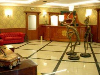 regent hotel reggio calabria