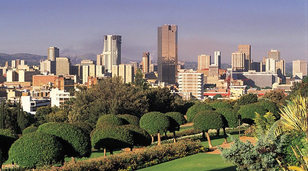 Pretoria, capitale Sudafrica