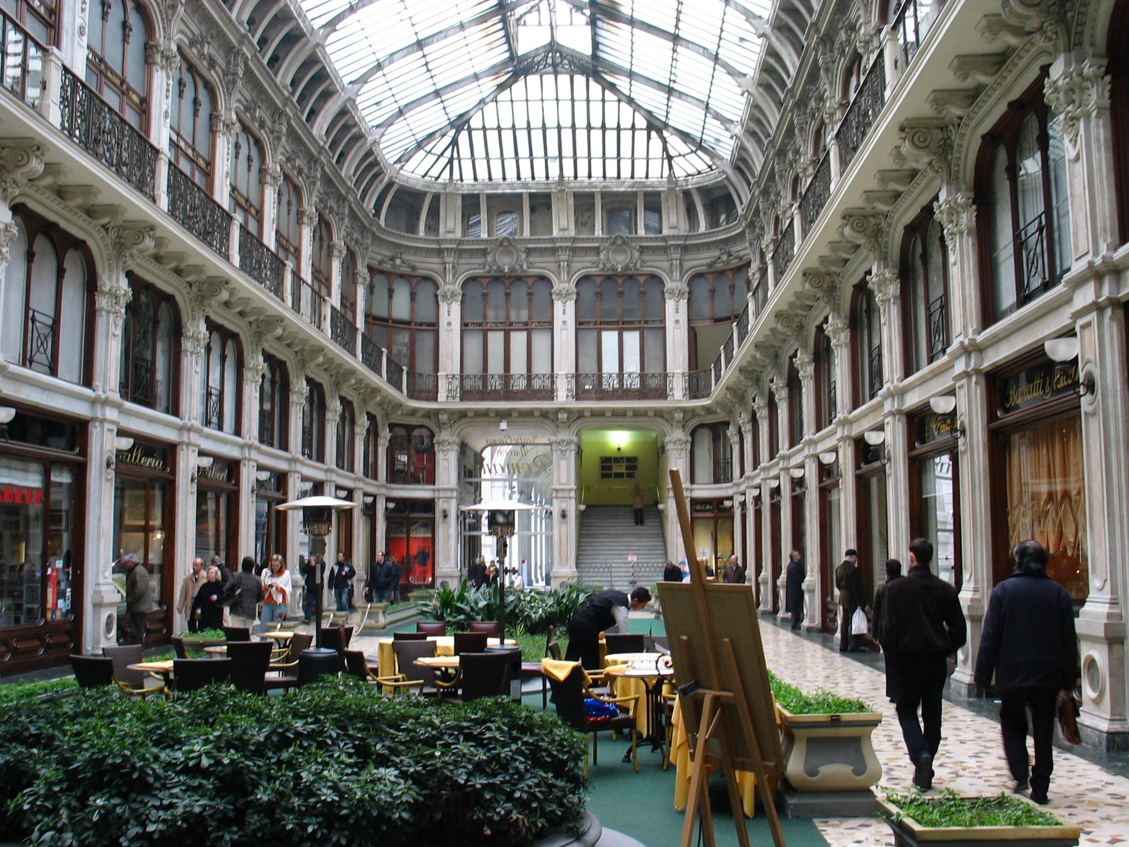 La Galleria Subalpina a Torino - Foto Pramzan