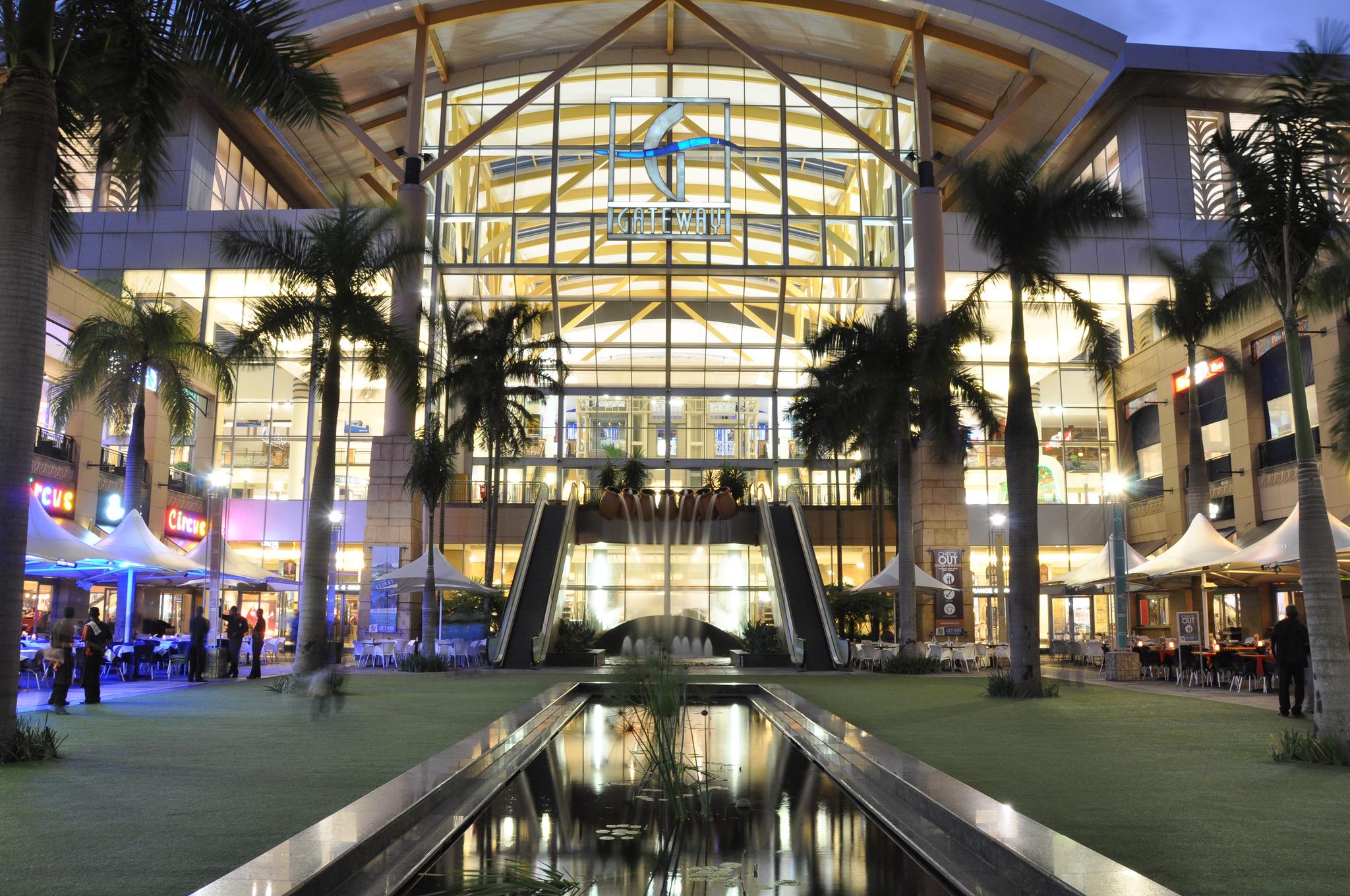 Shopping in Sudafrica