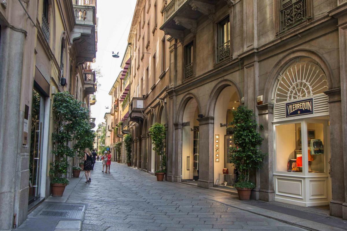 Quadrilatero della Moda, Milano