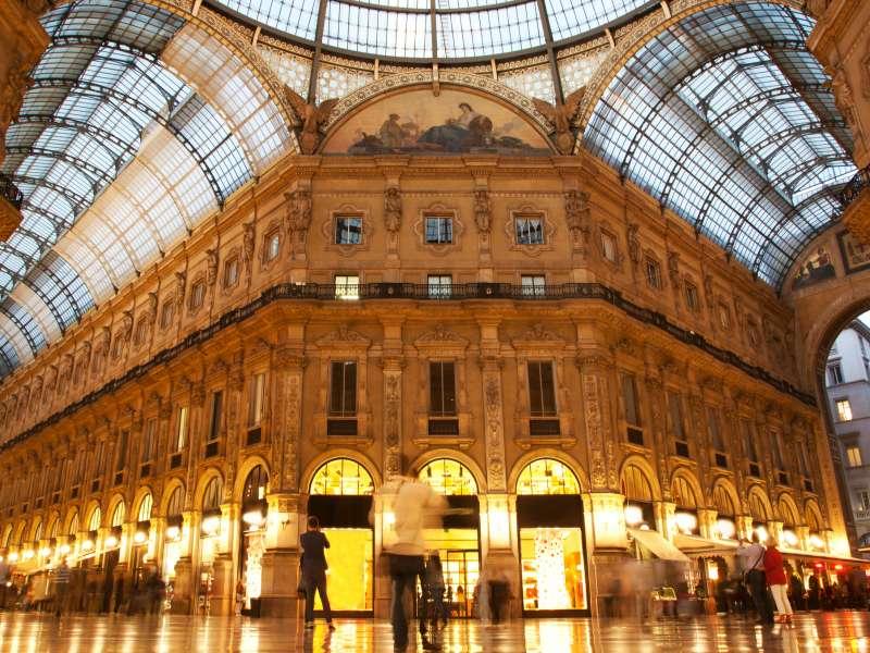 Quadrilatero della Moda a Milano