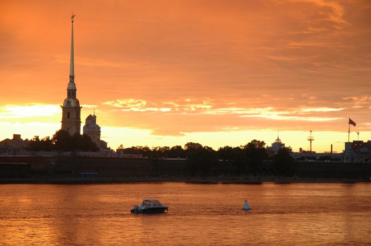 Notti magiche San Pietroburgo