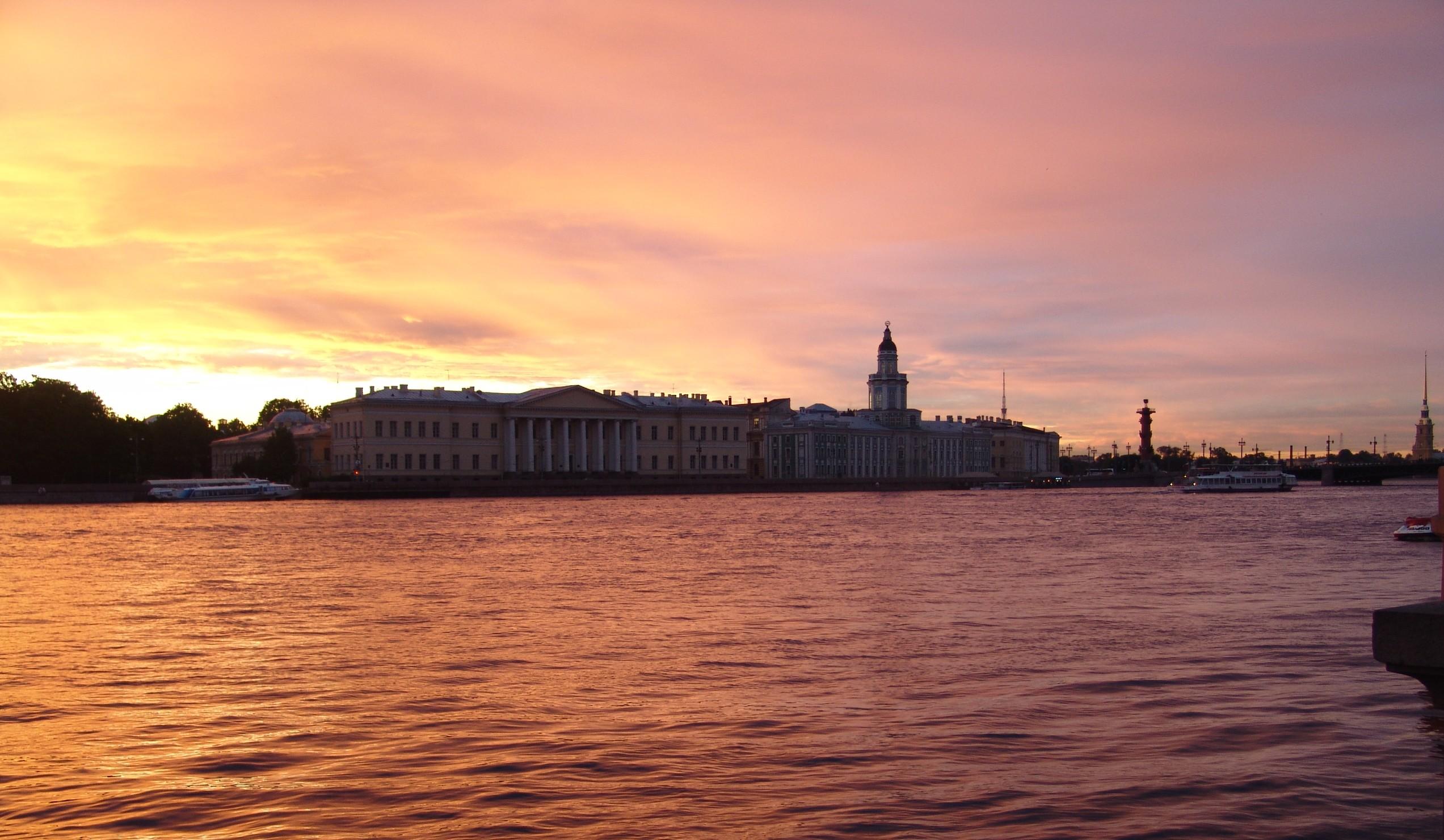 Notti magiche a San Pietroburgo, Russia