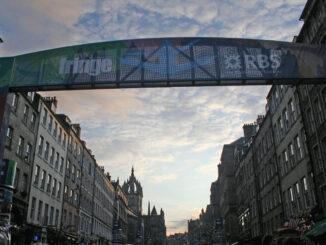 Fringe Festival ad Edimburgo