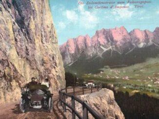 Strada delle Dolomiti