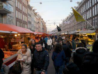 Albert Cuyp Markt, Amsterdam - Olanda