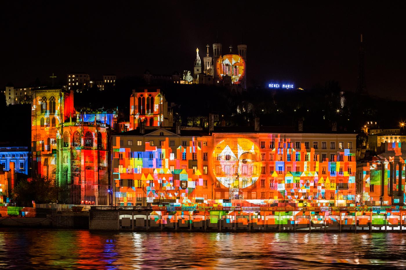 Lione, Festa della Luce