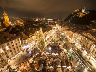 Mercatini di Natale e Graz - Foto Fischer Herrengasse