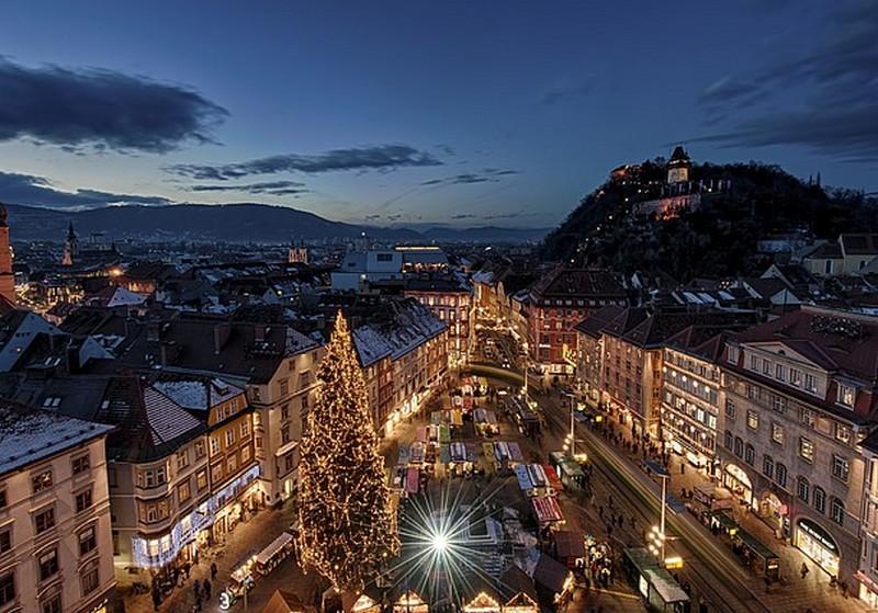 Mercatini di Natale in Austria, Graz