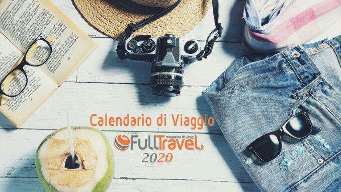 Calendario di Viaggio di FullTravel.it