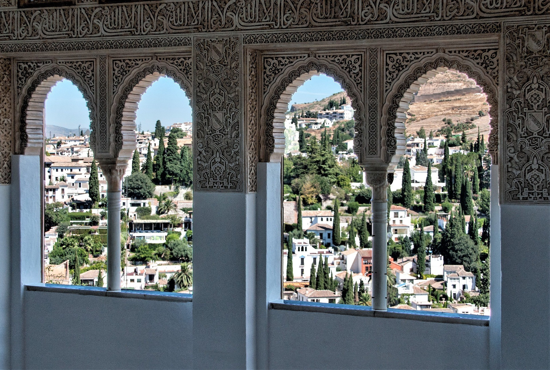 Granada in Andalusia Spagna - Foto di Denis Doukhan da Pixabay