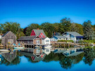 Kennebunkport nel Maine, New England - Foto di 1778011 da Pixabay