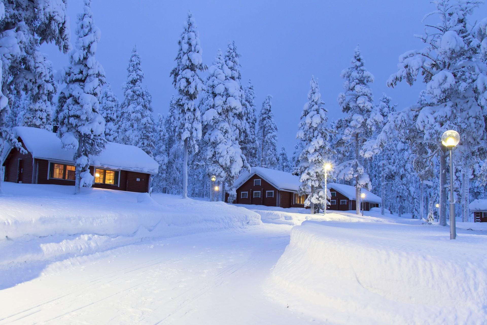 Lapponia finlandese - Foto di Adege da Pixabay
