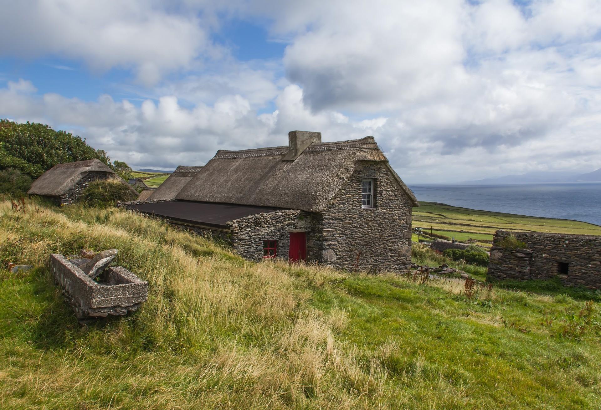 Paesaggio irlandese - Foto di wagrati_photo da Pixabay