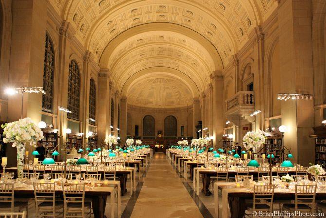 Luoghi di interesse di Boston: Boston Public Library