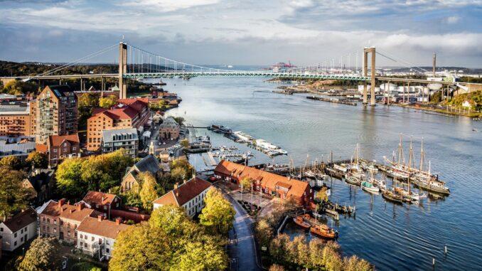 Goteborg, Svezia