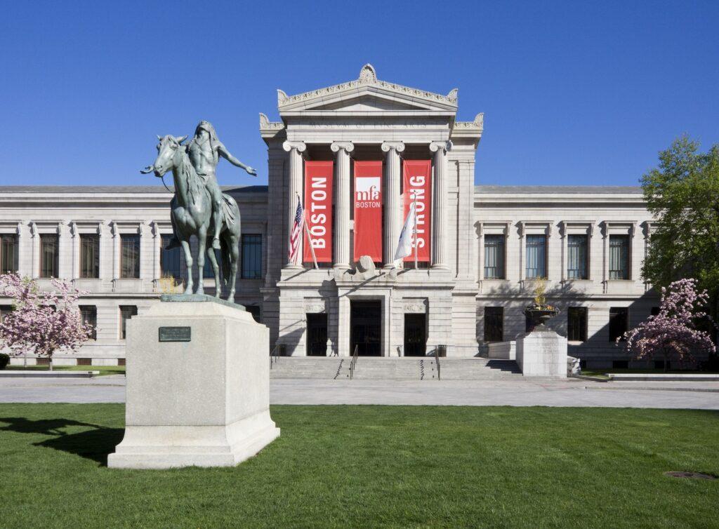 Luoghi di interesse Boston: Museum of Fine Arts, Boston