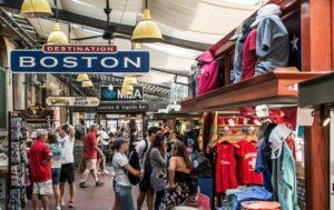 Shopping a Boston
