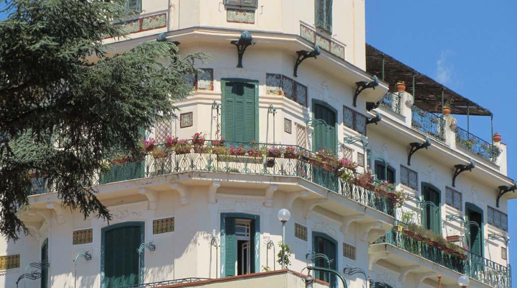 Villa Pappone - Foto Palazzidinapoli.it