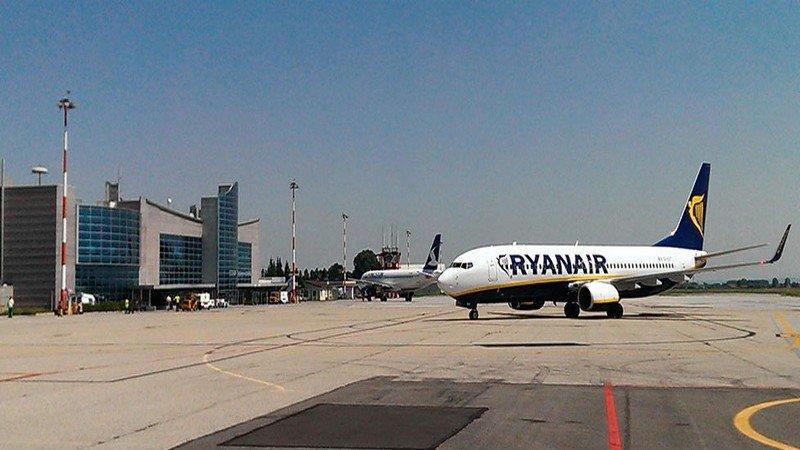 Ryanair cambio volo