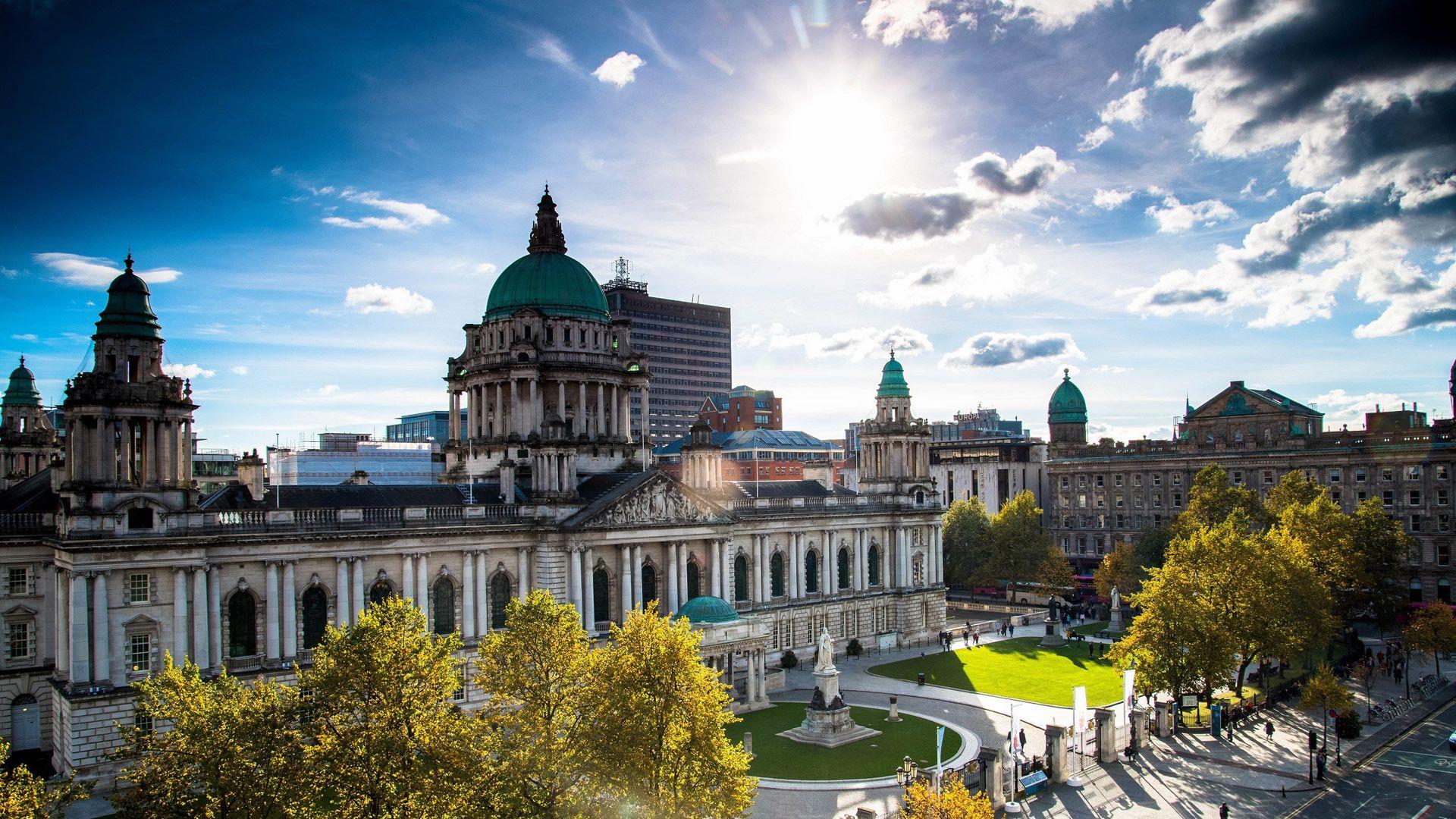 Belfast, Irlanda del Nord