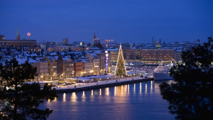 Mercatini di Natale, Stoccolma