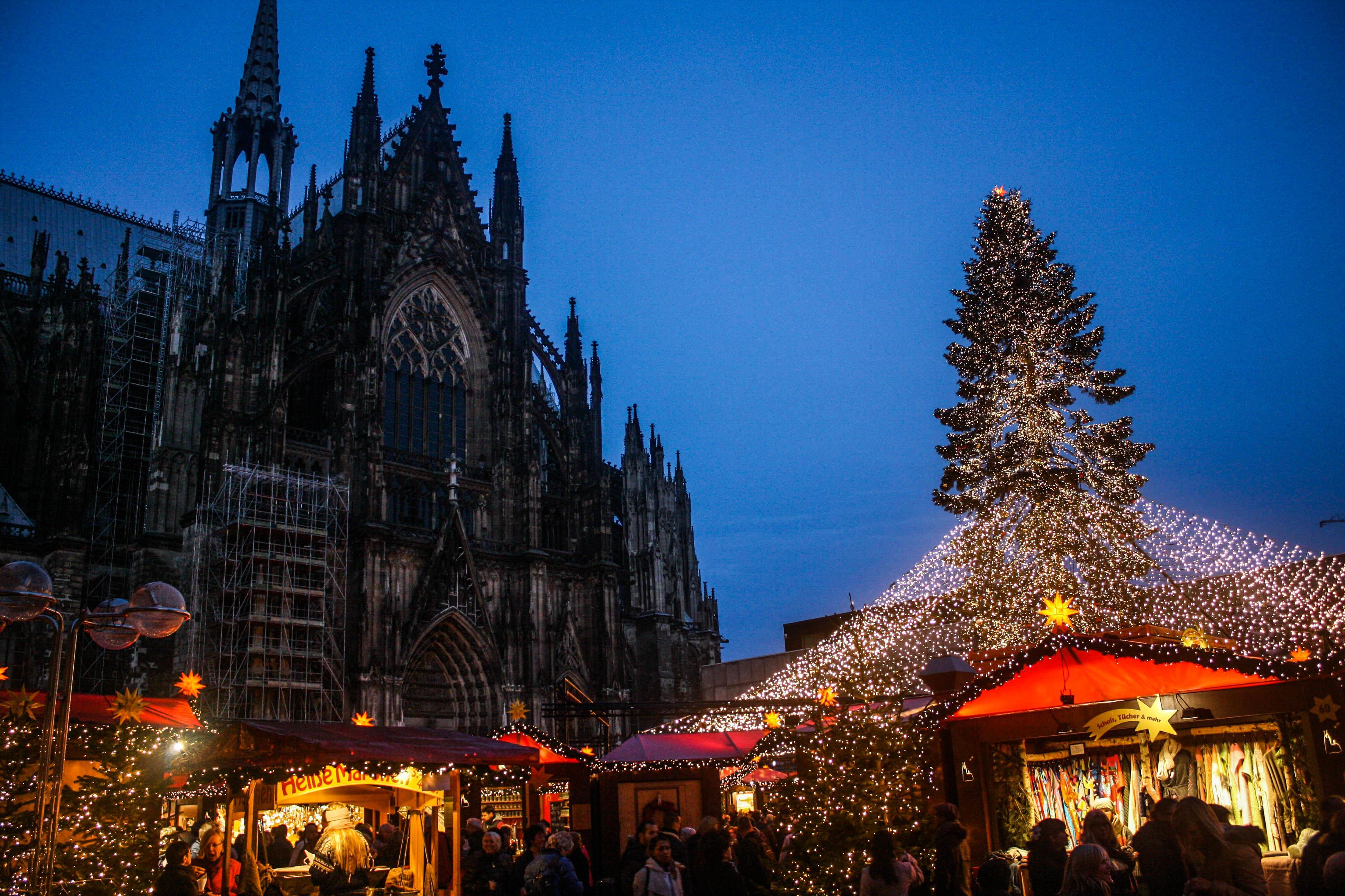 Mercatini Natale Colonia