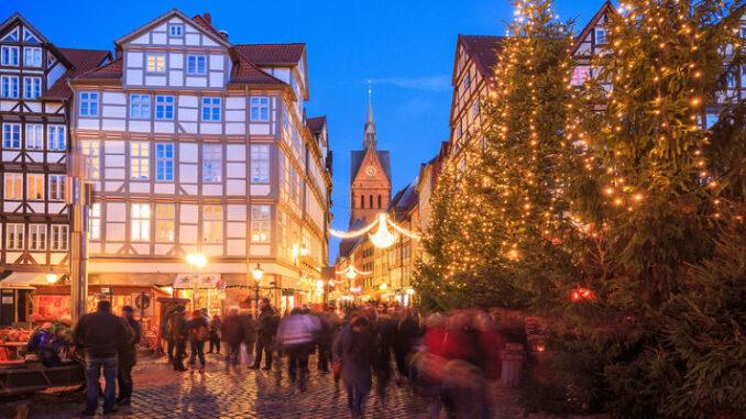 Mercatini di Natale Hannover