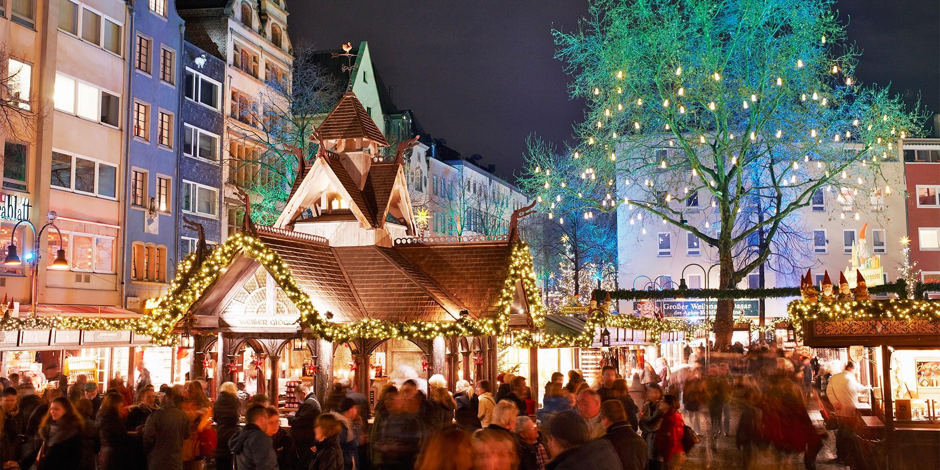 Mercatini di Natale a Colonia